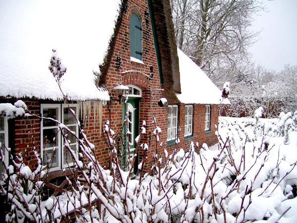 Auf Sylt Auf Sylt im Winter 2009/10